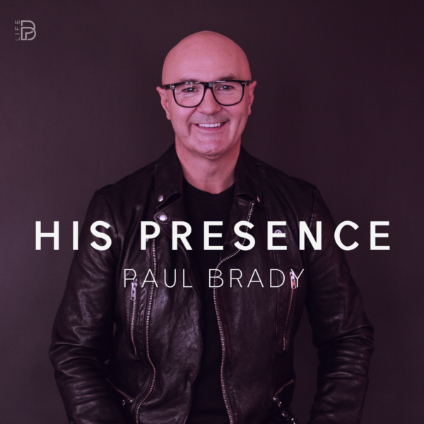 His Presence Cover